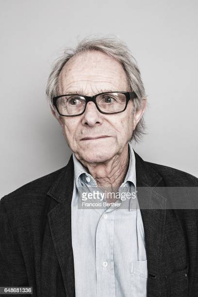 Director Ken Loach is photographed for Self Assignment on May 15 2017 in Paris France
