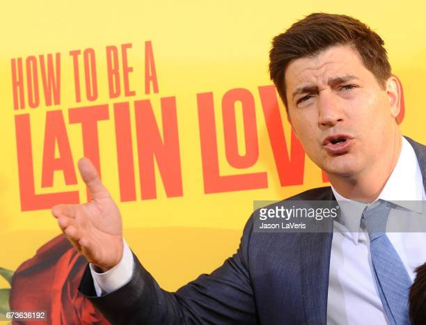 Director Ken Marino attends the premiere of 'How to Be a Latin Lover' at ArcLight Cinemas Cinerama Dome on April 26 2017 in Hollywood California