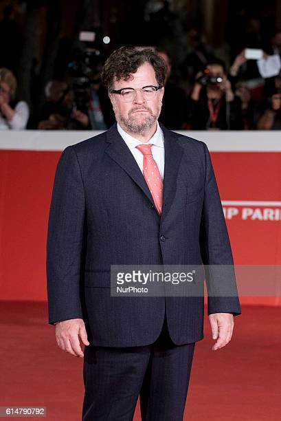 Director Kenneth Lonergan attends red carpet or 'Manchester By The Sea' during the 11th Rome Film Festival at Auditorium Parco Della Musica on...