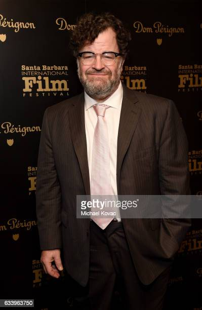 Director Kenneth Lonergan visits the Dom Perignon Lounge at The Santa Barbara International Film Festival on February 5 2017 in Santa Barbara...