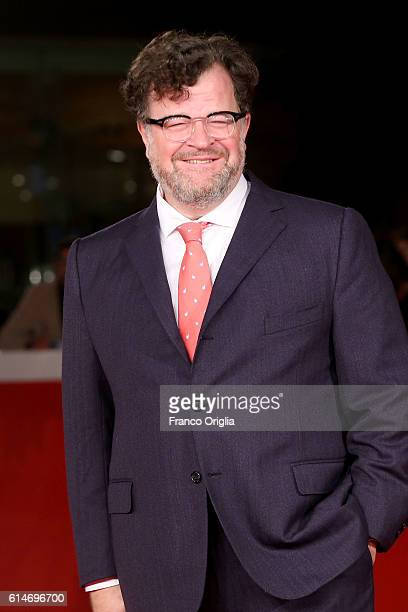 Director Kenneth Lonergan walks a red carpet for 'Manchester By The Sea' during the 11th Rome Film Festival at Auditorium Parco Della Musica on...