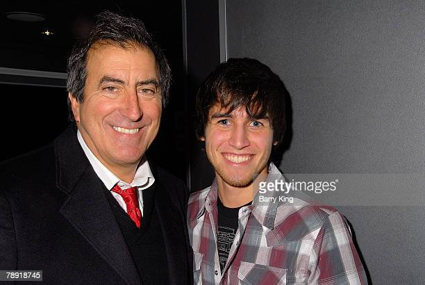 LOS ANGELES CA JANUARY 11 Director Kenny Ortega and actor Jared Murillo attend Venice Magazine's after party for The Catholic Girl's Guide to Losing...