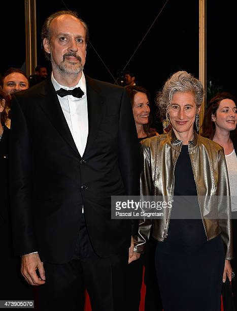 Director Kent Jones attend the Premiere of 'Louder Than Bombs' during the 68th annual Cannes Film Festival on May 18 2015 in Cannes France