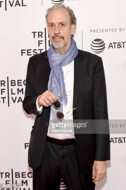 Director Kent Jones attends a screening of 'Diane' during the 2018 Tribeca Film Festival at SVA Theatre on April 22 2018 in New York City
