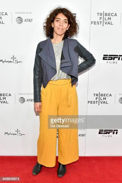"Director Keren Ben Rafael attends a screening of ""Virgins"" during the 2018 Tribeca Film Festival at Cinepolis Chelsea on April 19, 2018 in New York..."