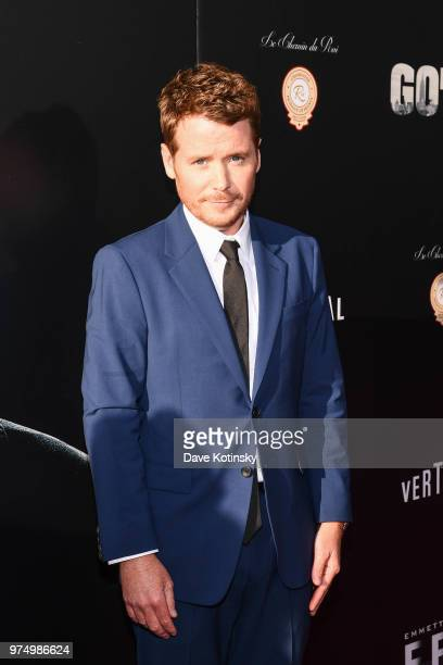 Director Kevin Connolly attends the New York premiere of Gotti starring John Travolta in theaters June 15 2018 on June 14 2018