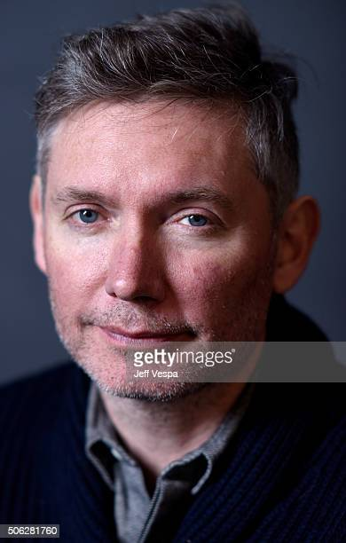 Director Kevin Macdonald from the film Sky Ladder The Art of Cai GuoQiang poses for a portrait during the WireImage Portrait Studio hosted by Eddie...