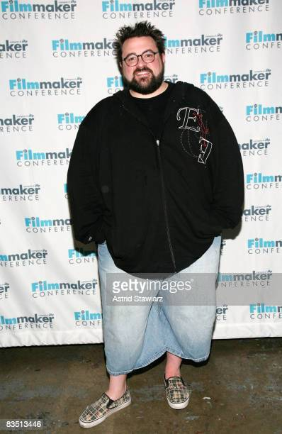 Director Kevin Smith attends the opening of IFP's Independent Filmmaker Conference at FIT on September 14, 2008 in New York City.