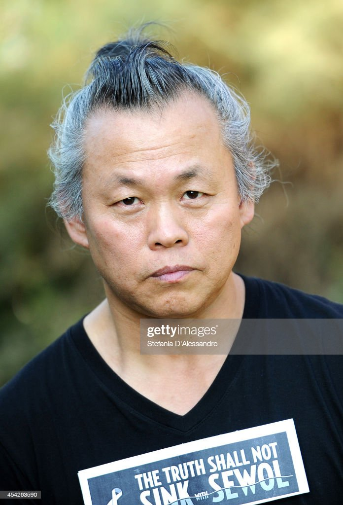 Director Kim KI-Duk attends 'One On One' Photocall on August 27, 2014 in Venice, Italy.