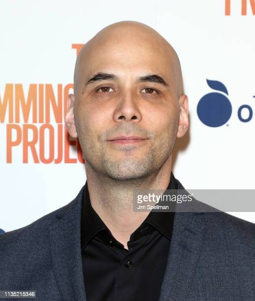 Director Kim Nguyen attends the The Hummingbird Project New York screening at Metrograph on March 11 2019 in New York City