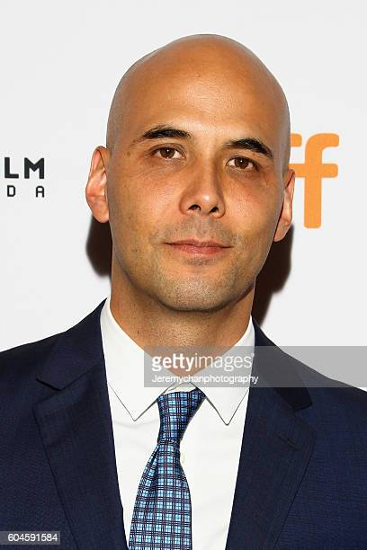 Director Kim Nguyen attends the 'Two Lovers And A Bear' Premiere held at The Elgin Theatre during the Toronto International Film Festival on...