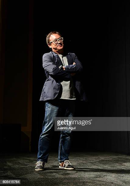 Director Kim SungSu attends the 'AsuraThe City Of Madness' premiere during the 2016 Toronto International Film Festival at The Elgin on September 13...
