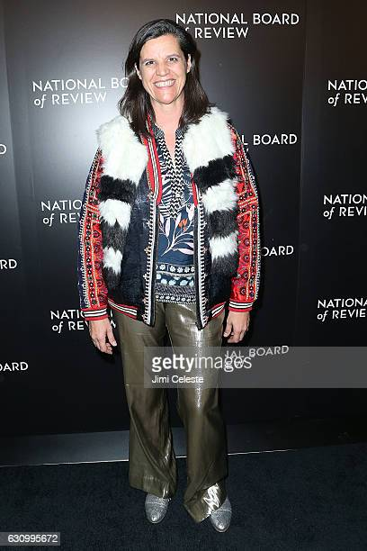 Director Kirsten Johnson attends The National Board of Review Gala on January 4 2017 in New York City