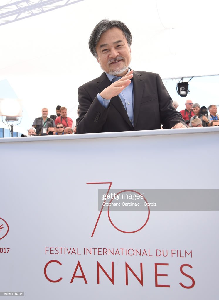"""Before We Vanish "" Photocall - The 70th Annual Cannes Film Festival"