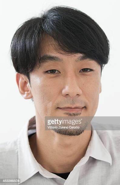 Director Kohei Igarashi poses on August 9 2014 in Locarno Switzerland