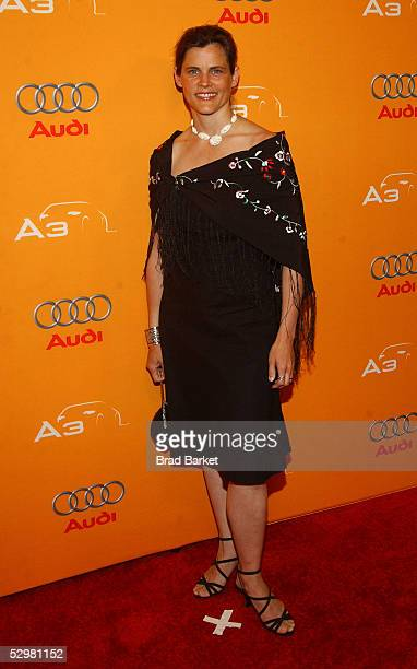 Director Kristina Higgins arrives to AFI Fest And Audi's Wrap Party For Emerging Filmmakers at Audi Park Avenue on May 25 2005 in New York City