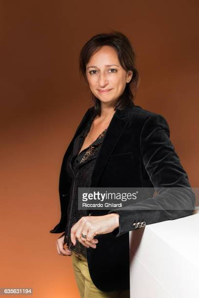 Director Lais Bodanzky is photographed for Self Assignment on February 11 2017 in Berlin Germany
