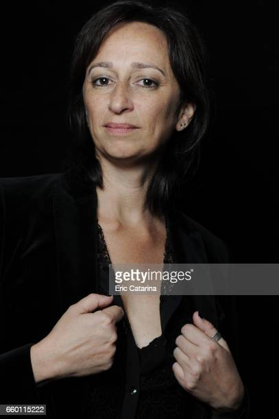 Director Lais Bodanzky is photographed for Self Assignment on February 17 2011 in Berlin Germany
