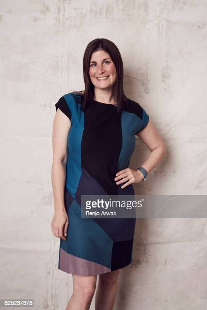 Director Lara Stolman of PBS's 'Swim Team' poses for a portrait during the 2017 Summer Television Critics Association Press Tour at The Beverly...