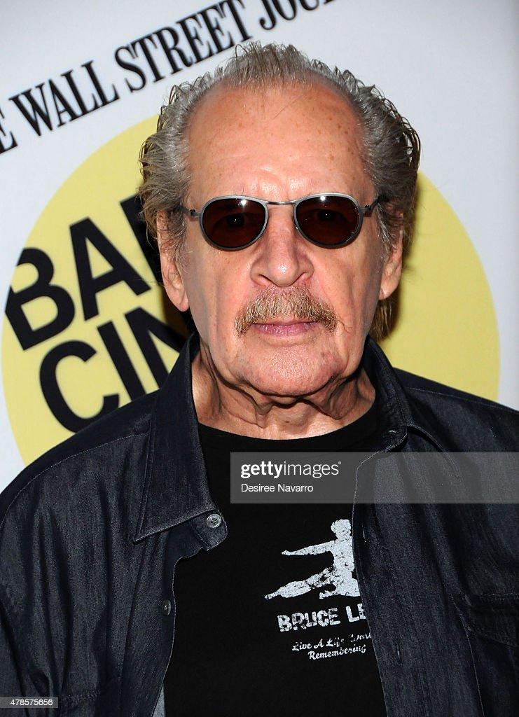 Director Larry Clark attends BAMcinemaFest 2015 'Kids' 20th Anniversary Screening at BAM Peter Jay Sharp Building on June 25, 2015 in New York City.