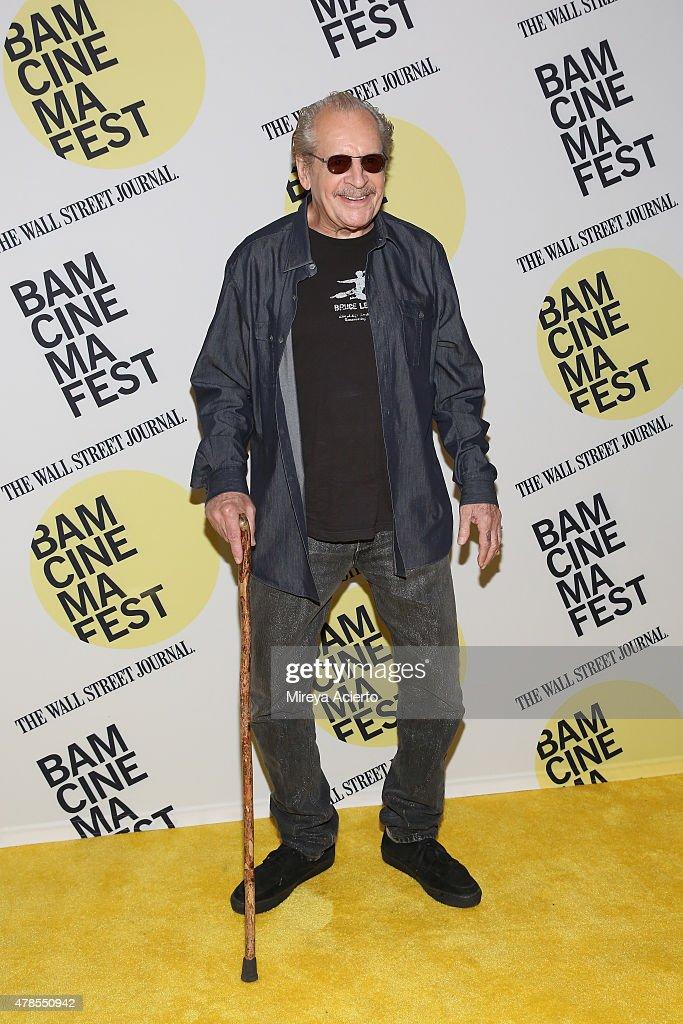 Director Larry Clark attends the 'Kids' 20th Anniversary Screening during BAMcinemaFest 2015 at BAM Peter Jay Sharp Building on June 25, 2015 in New York City.