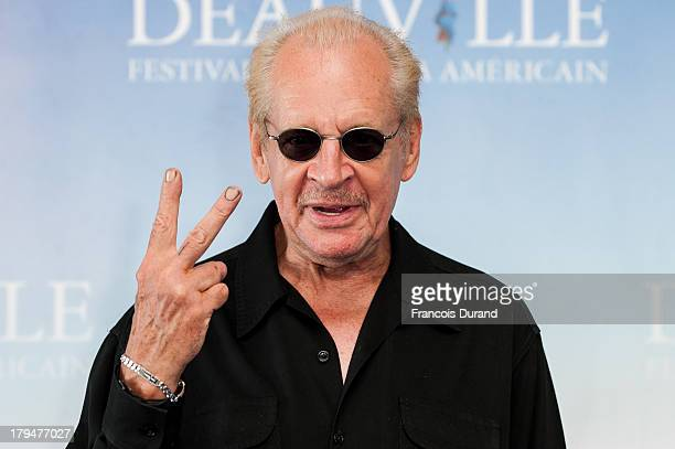 Director Larry Clark poses at a photocall during the 39th Deauville American Film Festival on September 4, 2013 in Deauville, France.