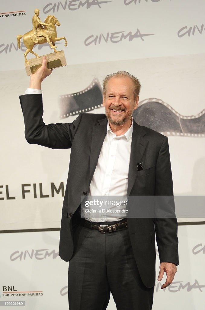 Award Winners Red Carpet Photocall - The 7th Rome Film Festival