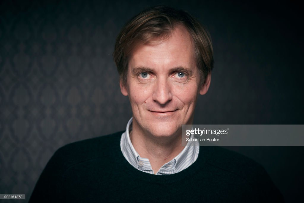 Director Lars Kraume poses during the 'The Silent Revolution' (Das schweigende Klassenzimmer) portrait session at the 68th Berlinale International Film Festival Berlin at Hotel De Rome on February 20, 2018 in Berlin, Germany.