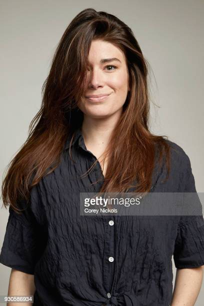 Director Laura Steinel from the film 'Family' poses for a portrait in the Getty Images Portrait Studio Powered by Pizza Hut at the 2018 SXSW Film...