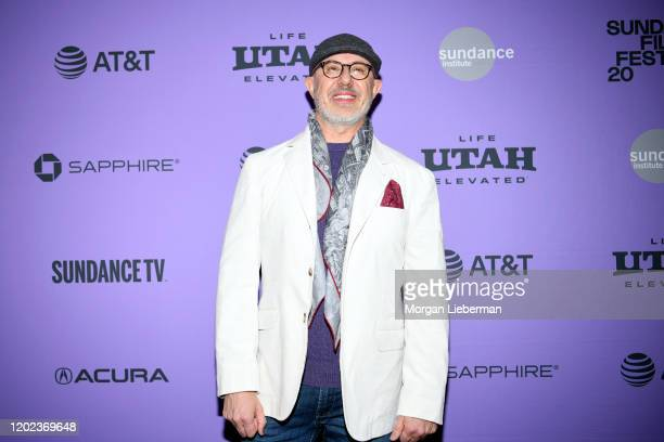 Director Laurent Bouzereau attends the 2020 Sundance Film Festival Natalie Wood What Remains Behind Premiere at The Marc Theatre on January 27 2020...