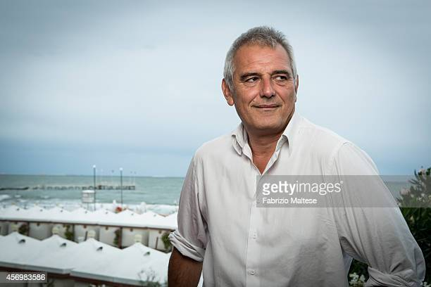 Director Laurent Cantet is photographed for Self Assignment in Venice Italy