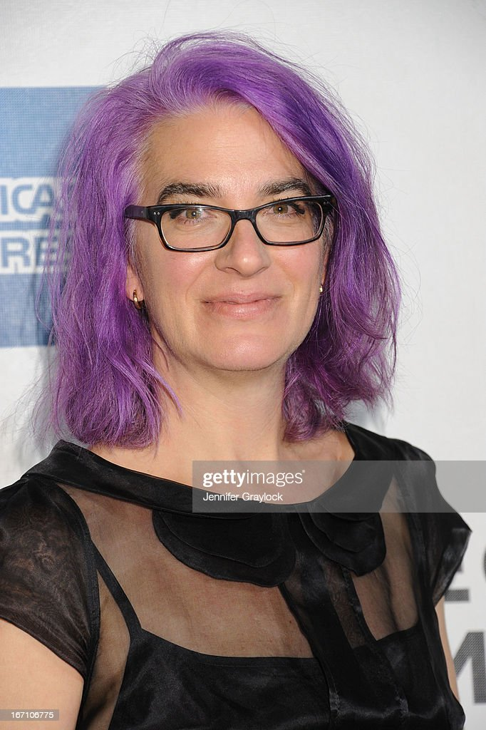 Director Laurie Collyer attends the screening of 'Sunlight Jr.' during the 2013 Tribeca Film Festival at BMCC Tribeca PAC on April 20, 2013 in New York City.