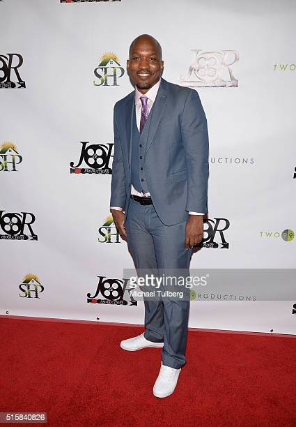 Director LazRael Lison attends the premiere of JR Productions' Halloweed at TCL Chinese 6 Theatres on March 15 2016 in Hollywood California