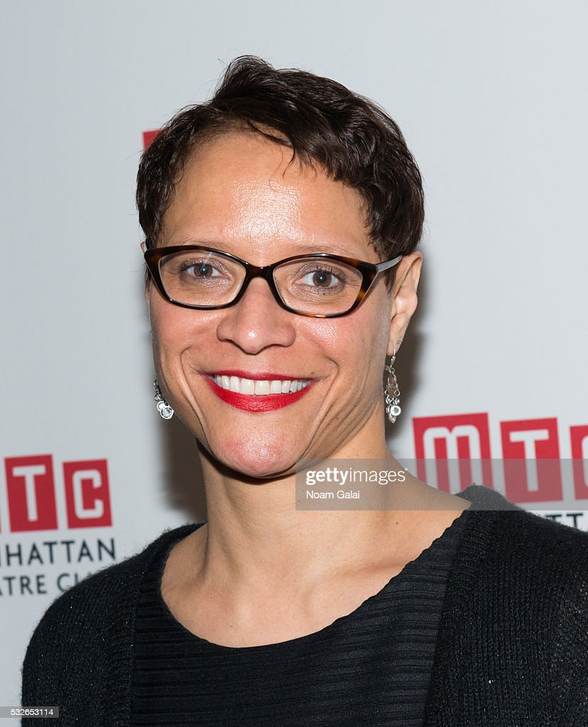 Director Leah C. Gardiner attends the opening night of 'The Ruins Of Civilization' at New York City Center on May 18, 2016 in New York City.