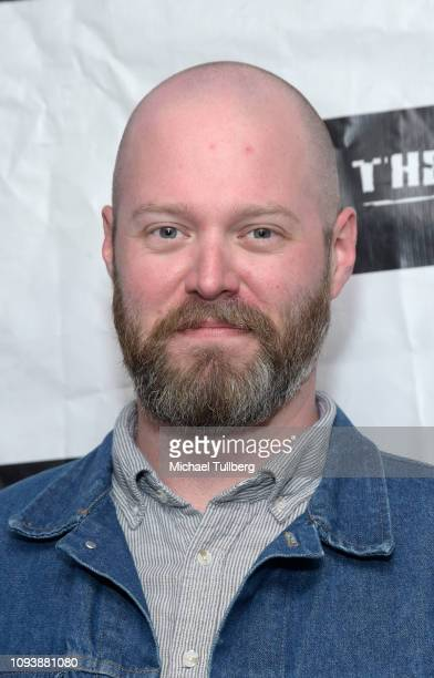Director Lee Boxleitner attends the Los Angeles premiere of The Asylum's The 6th Friend at The Downtown Independent on January 13 2019 in Los Angeles...