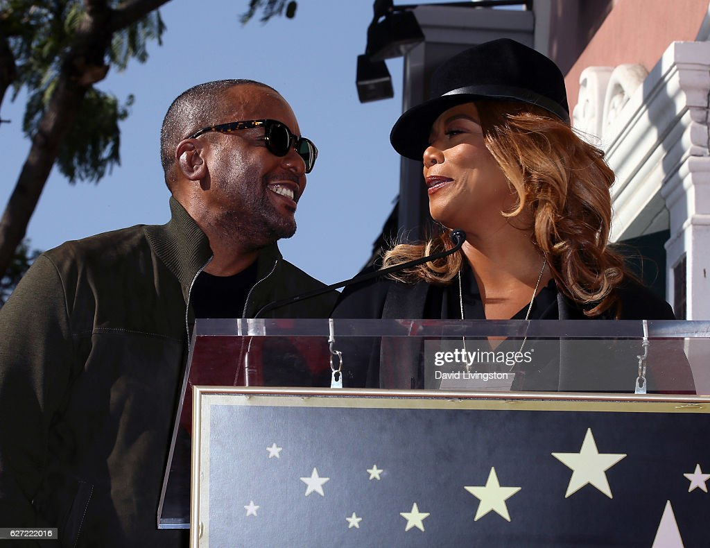 Lee Daniels Honored With Star On The Hollywood Walk Of Fame : Foto jornalística