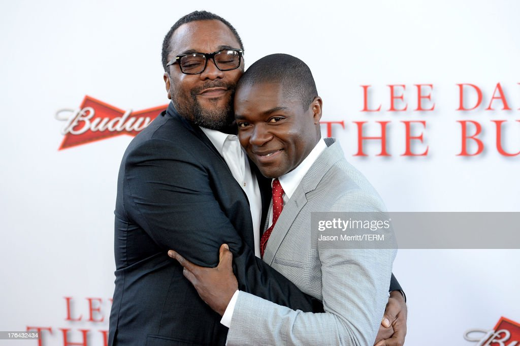 Director Lee Daniels (L) and David Oyelowo arrive at the premiere of The Weinstein Company's 'Lee Daniels' The Butler' at Regal Cinemas L.A. Live on August 12, 2013 in Los Angeles, California.