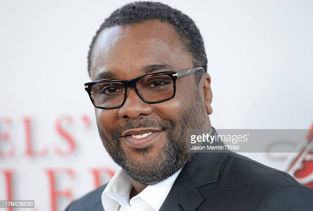 """Director Lee Daniels arrives at the premiere of The Weinstein Company's """"Lee Daniels' The Butler"""" at Regal Cinemas L.A. Live on August 12, 2013 in..."""