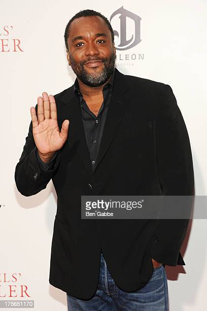 Director Lee Daniels attends Lee Daniels' 'The Butler' New York Premiere at Ziegfeld Theater on August 5 2013 in New York City