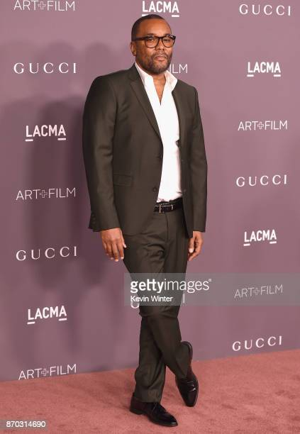 Director Lee Daniels attends the 2017 LACMA Art Film Gala Honoring Mark Bradford And George Lucas at LACMA on November 4 2017 in Los Angeles...