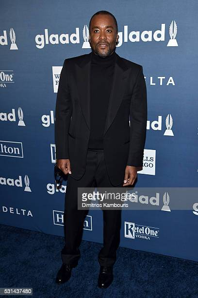 Director Lee Daniels attends the 27th Annual GLAAD Media Awards in New York on May 14 2016 in New York City