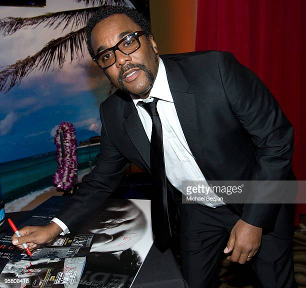 Director Lee Daniels attends the BFCA Critics' Choice Movie Awards at Hollywood Palladium on January 15 2010 in Hollywood California