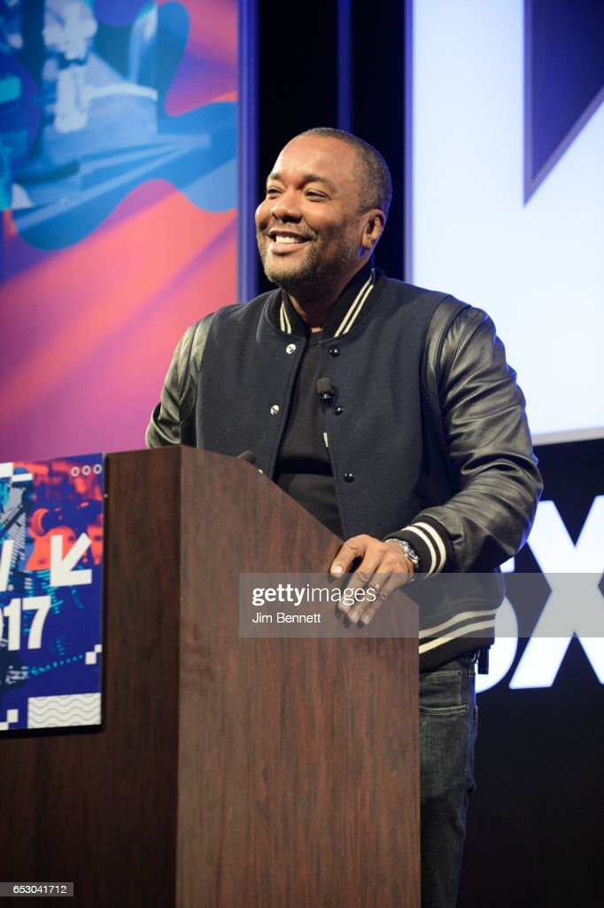 Director Lee Daniels delivers the Film Keynote during the SxSW Conference at the Austin Convention Center on March 12, 2017 in Austin, Texas.