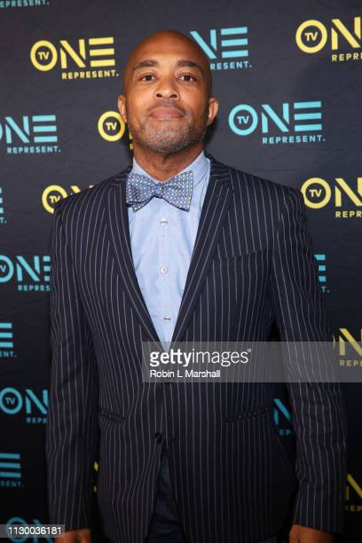 Director Lee Davis attends the TV One Premiere Screening of 'Loved To Death' during the Pan African Film Festival at Baldwin Hills Crenshaw Plaza on...
