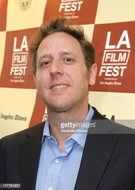 """Director Lee Hirsch attends """"The Bully Project"""" Q & A during the 2011 Los Angeles Film Festival at Regal Cinemas L.A. LIVE on June 19, 2011 in Los..."""