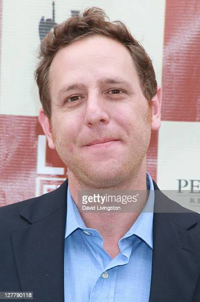 Director Lee Hirsch attends the Money Talks & Art Matters panel discussion sponsored by LMU School of Film and Television during the 2011 Los Angeles...