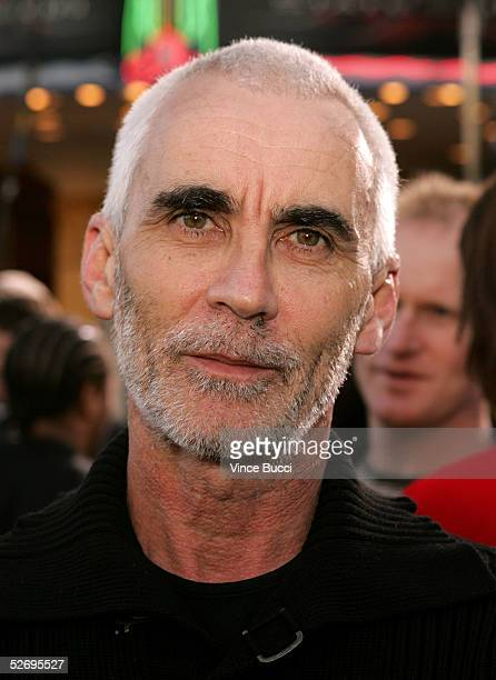 Director Lee Tamahori arrives at the premiere of Revolution Studios and Columbia Pictures XXX State of the Union at Mann Village Theater on April 25...