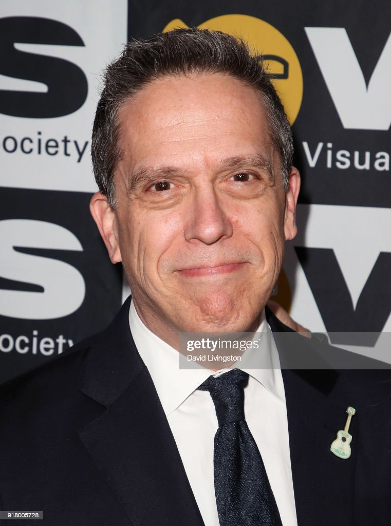 Director Lee Unkrich attends the 16th Annual VES Awards at The Beverly Hilton Hotel on February 13, 2018 in Beverly Hills, California.