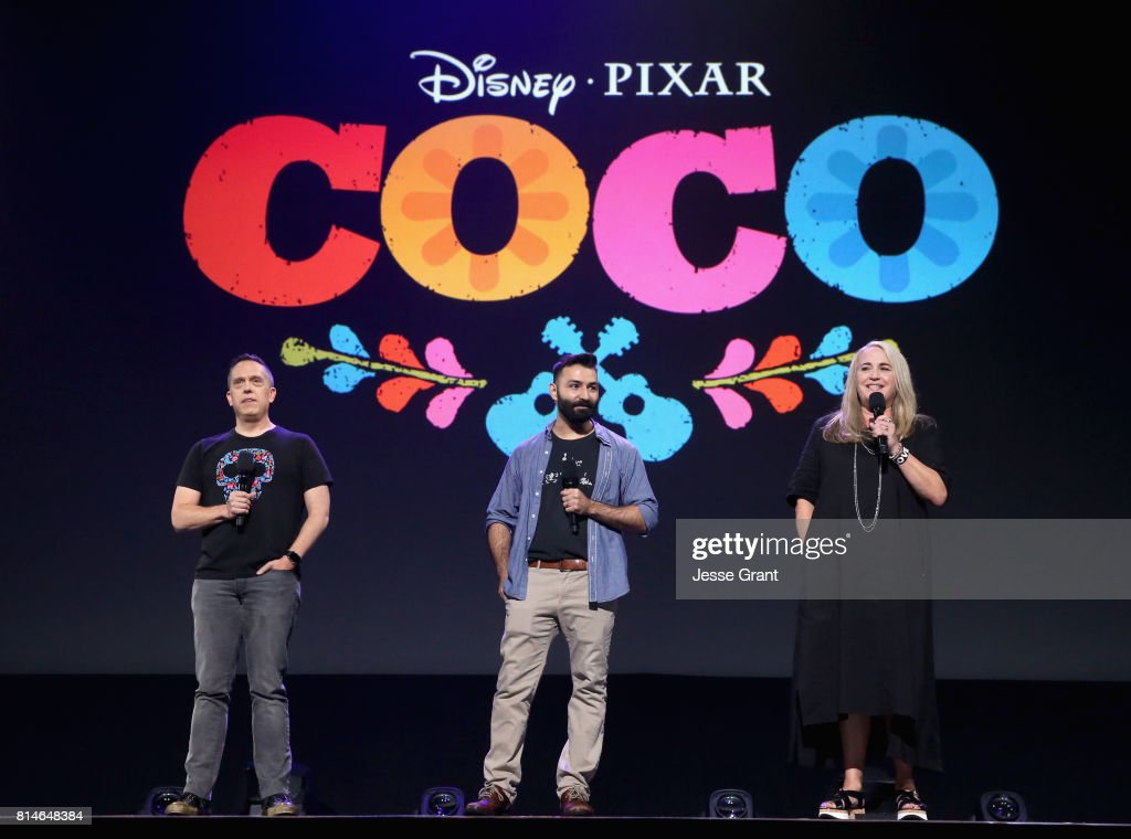 Disney's D23 EXPO 2017 : News Photo