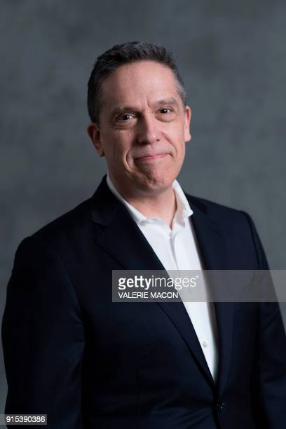 Director Lee Unkrich poses for portraits during the Academy Awards annual nominees luncheon for the 90th Oscars at the Beverly Hilton California on...